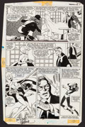"Original Comic Art:Panel Pages, John Byrne and Terry Austin Uncanny X-Men #142 Page20 ""Days of Future Past"" Original Art (Marvel, 198..."