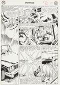 Original Comic Art:Panel Pages, Gil Kane and Murphy Anderson Showcase #35 The Atom Page 8Original Art (DC, 1961)....