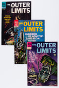 Silver Age (1956-1969):Science Fiction, Outer Limits File Copy Group (Dell, 1964-69) Condition: AverageVF+.... (Total: 21 Comic Books)