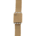 Timepieces:Wristwatch, Ladies' Kent 14k Gold & Diamond Covered Dial Wristwatch. ...