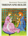 "Books:Literature Pre-1900, Gabriel Bise. Illuminated Manuscripts: Tristan and Isolde from amanuscript of ""The Romance of Tristan"" (15th century). ..."