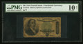 Fractional Currency:Fourth Issue, Fr. 1379 50¢ Fourth Issue Dexter PMG Very Good 10 Net.. ...