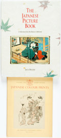 Books:Art & Architecture, [Japanese Prints.] Pair of Books Relating to Japanese Prints. Various publishers and dates.... (Total: 2 Items)