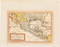 Miscellaneous:Maps, [Map]. Herman Moll. A Map of Mexico or New Spain Florida nowcalled Louisiana and Part of California &c., ci...