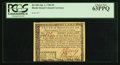 Colonial Notes:Rhode Island, Rhode Island July 2, 1780 $8 PCGS Choice New 63PPQ.. ... (Total: 2items)