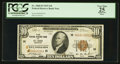 Fr. 1860-H $10 1929 Federal Reserve Bank Note. PCGS Apparent Very Fine 25