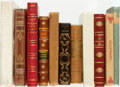 Books:Literature Pre-1900, [French Literature.] Group of Eleven Books Relating to FrenchLiterature. Various publisher's and dates.... (Total: 11 Items)