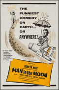 """Movie Posters:Comedy, Man in the Moon & Others Lot (Trans Lux, 1961). One Sheets (3) (27"""" X 41""""), Trimmed Belgian (14"""" X 19.25""""), Lobby Cards (3) ... (Total: 15 Items)"""