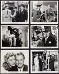 """Movie Posters:Crime, Lucky Jordan (Paramount, 1942). Photos (17) (approx. 8"""" X 10"""")& Trimmed Photos (3) (7.75"""" X 10""""). Crime.. ... (Total: 20Items)"""