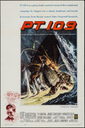 "Movie Posters:War, PT 109 (Warner Brothers, 1963). One Sheet (27"" X 41"") Style A.War.. ..."