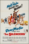 "Movie Posters:Action, The Silencers (Columbia, 1966). One Sheet (27"" X 41""). Action.. ..."