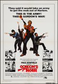 "Movie Posters:Blaxploitation, Gordon's War (20th Century Fox, 1973). One Sheet (27"" X 41"").Blaxploitation.. ..."