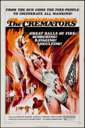 "Movie Posters:Science Fiction, The Cremators (New World, 1972). One Sheet (27"" X 41""). ScienceFiction.. ..."