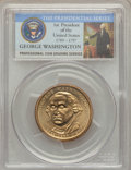 Presidential Dollars, (2007) $1 George Washington Plain Edge MS67 PCGS. PCGS Population (190/3). Numismedia Wsl. Price for pr...