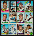 Baseball Cards:Lots, 1965 - 1968 Topps Baseball Collection With Many Stars (950). ...