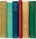 Books:Natural History Books & Prints, [Natural History/Naturalism]. Group of Six Books on Natural History and/or Naturalism. Various publishers and dates.... (Total: 6 Items)