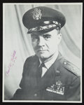 Miscellaneous Collectibles:General, 1990 Paul W. Tibbets Signed Photograph - Enola Gay Pilot....