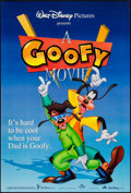 "Movie Posters:Animation, A Goofy Movie (Buena Vista, 1995). One Sheets (2) (27"" X 40"") DS Purple & Blue Styles. Animation.. ... (Total: 2 Items)"