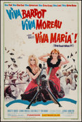 "Movie Posters:Adventure, Viva Maria! & Others Lot (United Artists, 1966). Posters (3)(40"" X 60""). Adventure.. ... (Total: 3 Items)"