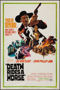 """Movie Posters:Western, Death Rides a Horse & Others Lot (United Artists, 1968).Posters (4) (40"""" X 60""""). Western.. ... (Total: 4 Items)"""