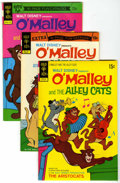Bronze Age (1970-1979):Cartoon Character, O'Malley and the Alley Cats File Copy Group (Gold Key, 0)Condition: VF/NM.... (Total: 4 Comic Books)
