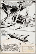 Original Comic Art:Panel Pages, Gene Colan and Mike Esposito (as Mickey Demeo) MarvelSuper-Heroes #18 Guardians of the Galaxy Page 3 Original Art...