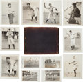Autographs:Photos, 1911 The Frank W. Smith Collection Balance of Fifty-Seven SignedPhotographs.. ...