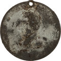 Political:Tokens & Medals, Andrew Jackson: A Rarely Offered Large 1828 Campaign Medal....