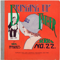 Bringing Up Father #22 (Cupples & Leon, 1932) Condition: FN