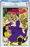 Modern Age (1980-Present):Superhero, The Amazing Spider-Man #247 (Marvel, 1983) CGC NM/MT 9.8 Whitepages....