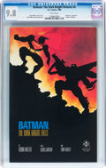 Modern Age (1980-Present):Superhero, Batman: The Dark Knight Returns #4 (DC, 1986) CGC NM/MT 9.8 Whitepages....
