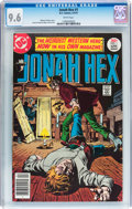 Bronze Age (1970-1979):Western, Jonah Hex #1 (DC, 1977) CGC NM+ 9.6 White pages....