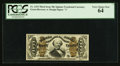 Fractional Currency:Third Issue, Fr. 1333 50¢ Third Issue Spinner PCGS Very Choice New 64.. ...