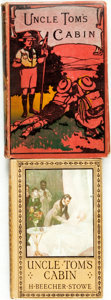 Books:Children's Books, Harriet Beecher Stowe. Two Children's Editions of Uncle Tom's Cabin. Various publishers and dates.. . ... (Total: 2 Items)