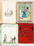 Books:Children's Books, Harriet Beecher Stowe. Group of Four Different Pocket Editions ofUncle Tom's Cabin. Various publishers and dates. ... (Total:4 Items)