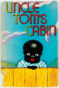 Books:Children's Books, Harriet Beecher Stowe. Uncle Tom's Cabin or Life Among theLowly. Cleveland and New York: World Syndicate Publishing...