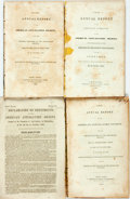Books:Americana & American History, [American Anti-Slavery Society]. Group of Four Publications by theAmerican Anti-Slavery Society. . ...