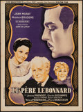 """Movie Posters:Foreign, Le Pere Lebonnard (Cine Selection, 1939). French Affiche (23.5"""" X 31.5""""). Foreign.. ..."""