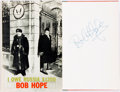 Books:Art & Architecture, Bob Hope. SIGNED. I Owe Russia $1200. Garden City: Doubleday & Company, [1963]. Signed by the author....