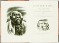 Books:Literature Pre-1900, Miguel Covarrubias, illustrator. SIGNED. Harriet Beecher Stowe.Uncle Tom's Cabin; or, Life among the Lowly. New...
