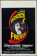 "Movie Posters:Hitchcock, Frenzy (CIC, 1972). Belgian (14"" X 22""). Hitchcock.. ..."