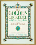 Books:Children's Books, Aleksandr Pushkin. The Golden Cockerel and Other FairyTales. New York: Doubleday, [1990]. First edition.Publisher'...