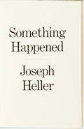 Books:Literature 1900-up, Joseph Heller. SIGNED/LIMITED. Something Happened. New York:Knopf, 1974. First edition, limited to 350 numbered co...