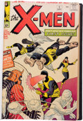 Silver Age (1956-1969):Superhero, X-Men #1-212 And More Bound Volumes (Marvel, 1963-86). ... (Total:18 Items)