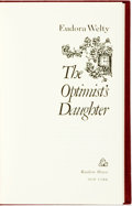Books:Literature 1900-up, Eudora Welty. SIGNED/LIMITED. The Optimist's Daughter. NewYork: Random House, [1972]. First edition, limited to 300...