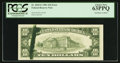 Error Notes:Ink Smears, Fr. 2025-E $10 1981 Federal Reserve Note. PCGS Choice New 63PPQ.....