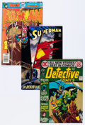 Bronze Age (1970-1979):Miscellaneous, DC Bronze and Modern Age Comics Group (DC, 1972-93).... (Total: 13Comic Books)