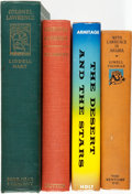 """Books:Biography & Memoir, [T.E. Lawrence.] Group of Four Books About T.E. Lawrence, or""""Lawrence of Arabia."""" Various publishers and dates.... (Total: 4Items)"""