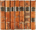 Books:Reference & Bibliography, Berthold Fernow. The Records of New Amsterdam from 1653 to 1674Anno Domini. Seven Volume Set. New York: Knicker... (Total: 7Items)