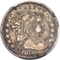 Early Half Dimes, 1800 H10C V-1, LM-1, R.3, VF30 PCGS....